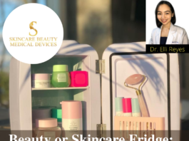 Beauty or Skincare Fridge: What Can It Do?