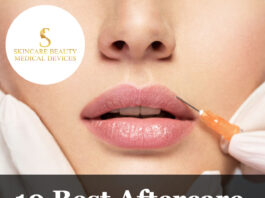 10 Best Aftercare Tips for Lip Fillers